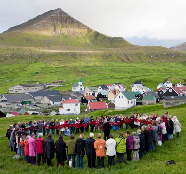 1 Own our own time I Faroe Island photo Gunnar Backman